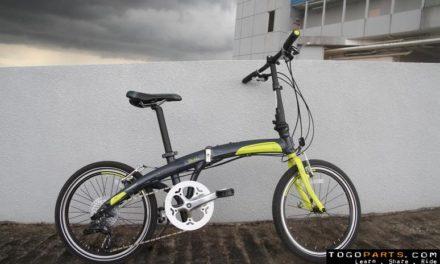 Bike Review: Dahon Mu P27
