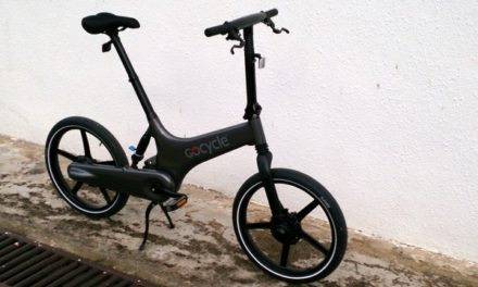 First Look: Gocycle GZR