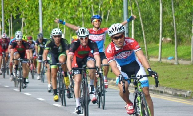 Teenager Brian Ng Takes the Spotlight as Crit Racing Roars Back to Singapore