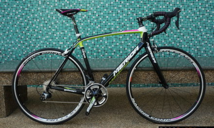 Review : Merida Scultura CF 905 (Team Lampre)