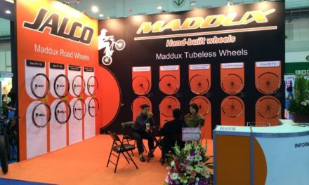 2014 Taipei Cycle Show Photo Story – Day 1