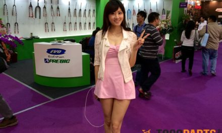 Taipei Cycle Show 2015 – Ladies of Taipei Cycle Show