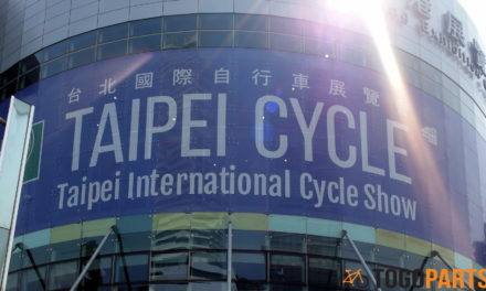 Taiwan Cycle Show 2015 Foldie and E bikes