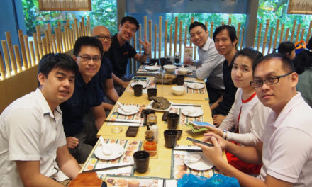 Togoparts Restyled Celebration Lunch