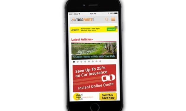 Togoparts iOS app v1.2.4 updates