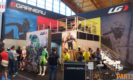 Eurobike 2015 – Day 2: Fox Shox, Garneau, Ghost, Giant, Gokiso, GT