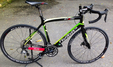 Wilier GTS Disc offers classic Italian style with better braking performance