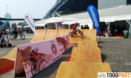 MediaCorp OOH Media Urban Wheels Challenge – 10 to 11th October 2015