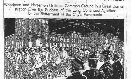 Roads were not built for cars: how cyclists, not drivers, pioneered the fight to pave US roads