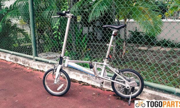 5LINKS 169 Folding Bike