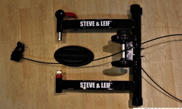 Product Review: Steve & Leif Magnetic Bicycle Trainer