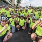 Free Bicycle for Staff Member at MCC Singapore!