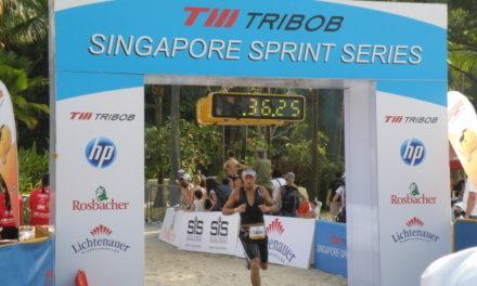 Tribob Singapore Sprint Series Race #1 – Aquathlon