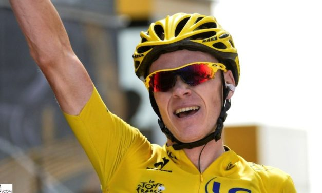 On Saturday Tour de France champion Chris Froome will try to win another trophy at the Vuelta 2017