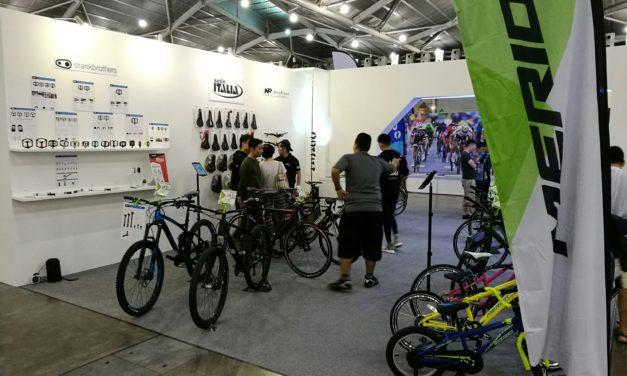 Hup Leong Company @ Singapore Bike Show 2017
