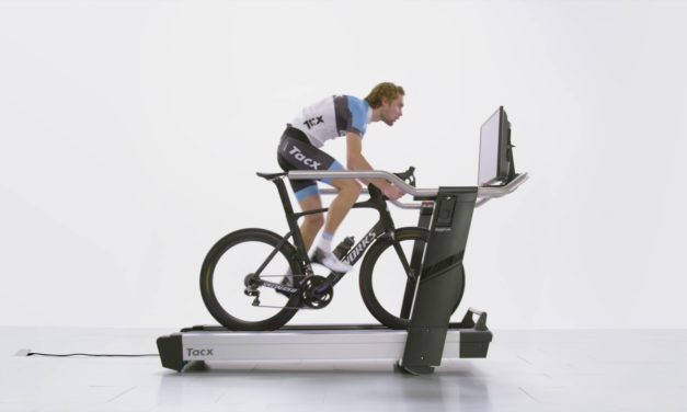 Tacx Magnum, a cycling treadmill