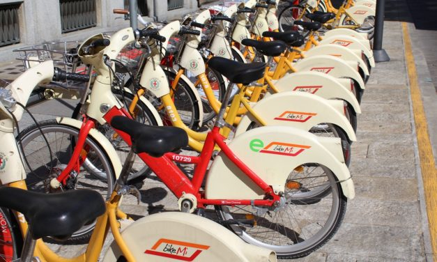 Shared Bicycle Companies are Faced with Hefty Fines