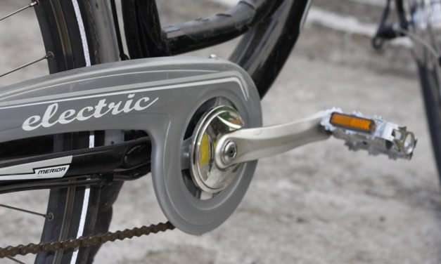 Four more days to avoid electric bike registration fee