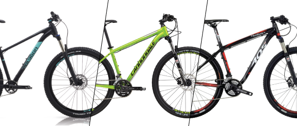 Start Dirt Crunching with these Mountain Bikes under $1500