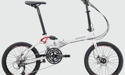Ease Your Rides with the Oyama Pro Dazzle-M990HD Folding Bike From Woop+
