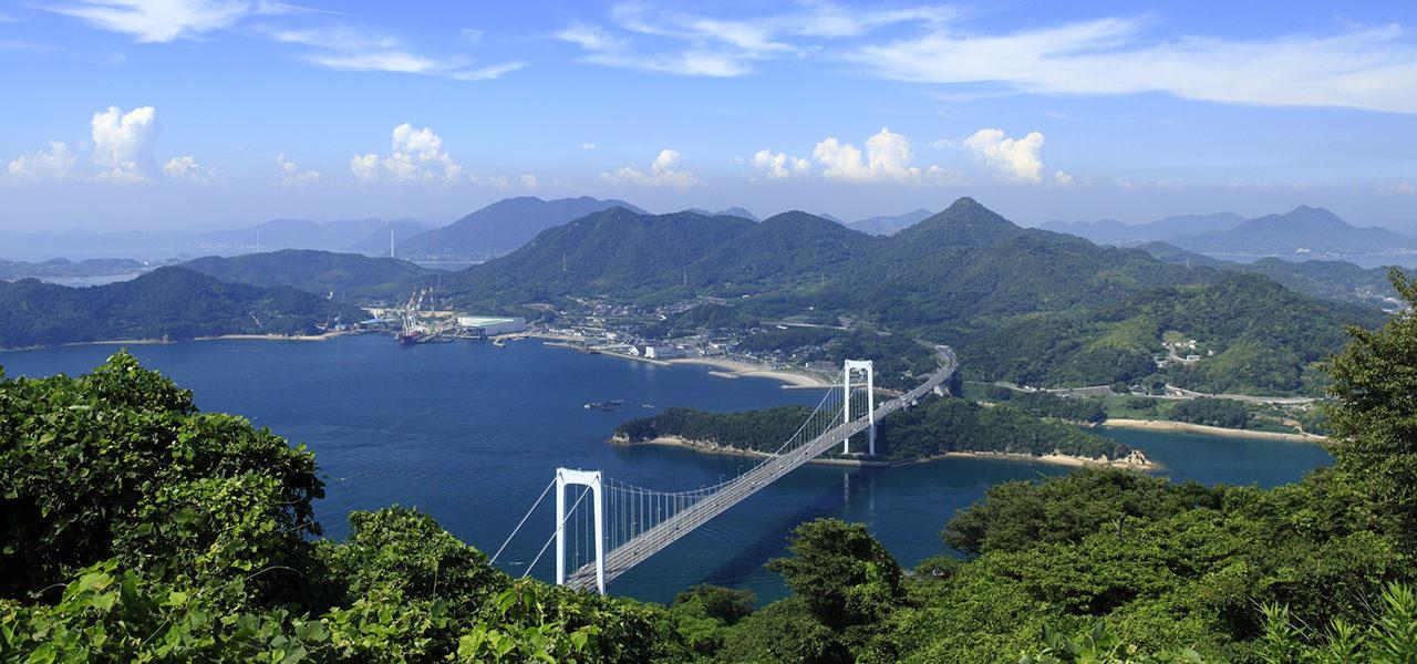 The Setouchi-Shimanami Yumeshima-Kaido Cycling Event 2017