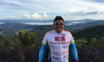 Interview with Ivan Yeo: The Story of a Cyclist Turned Trails Conqueror