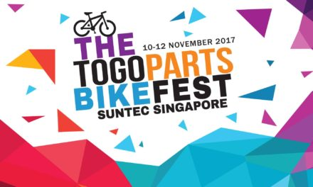 Catch Gold Medalist Calvin Sim in Action & Win Lucky Draw Prizes at Togo Bike Fest 2017