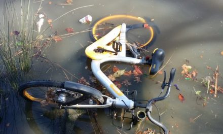 Singapore-Based oBike Clutters Australian Cities