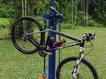 Godsend Bike Repair Kiosks in the Park Connector Networks