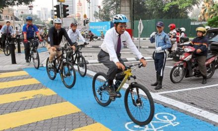 Cycling to Work Made Easier with Travel Smart Grant