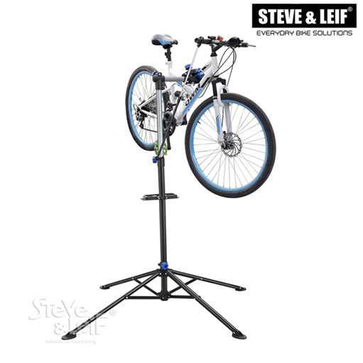 Use Steve & Leif's Bicycle Repair Stand For Your Fast Bike Repairs