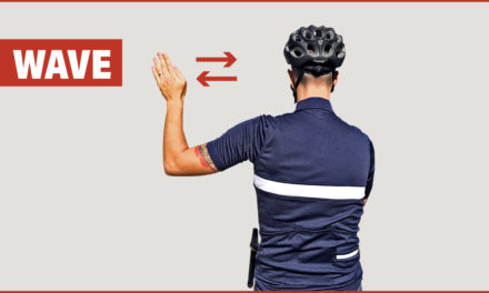 7 Cyclists' Hand Signs You Should Know On the Roads
