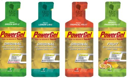 Apex Pharma Sponsors PowerGel for Togo Bike Fest Goodie Bags