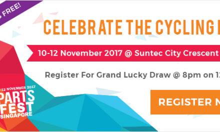 Togo Bike Fest Grand 2017 Lucky Draw Prizes