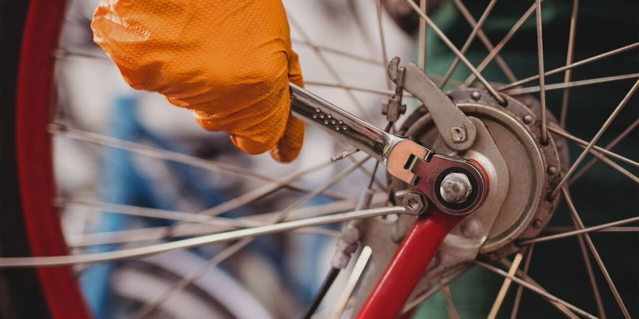 Steve & Leif: The Bare Essential Tools for the Cyclists.