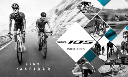 SHIMANO 105 R7000: Offers Race-Inspired Performance for Greater Riding Styles