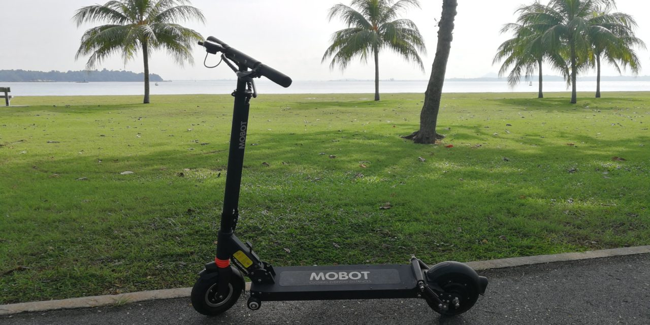 3 Popular MOBOT Electric Scooters of 2018