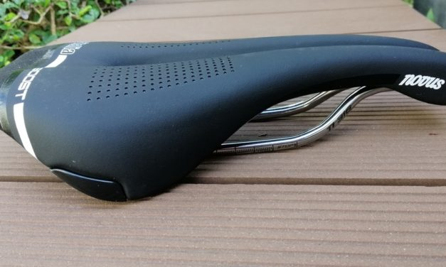 Togoparts Review: Hup Leong's Selle Italia Saddles
