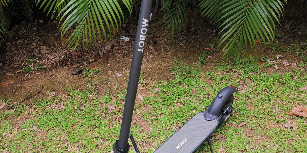 Togoparts Review: MOBOT L1-1 UL2272 Certified Electric Scooter