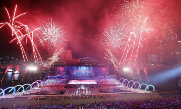 Best Places to Watch Fireworks on National Day with your Bicycle