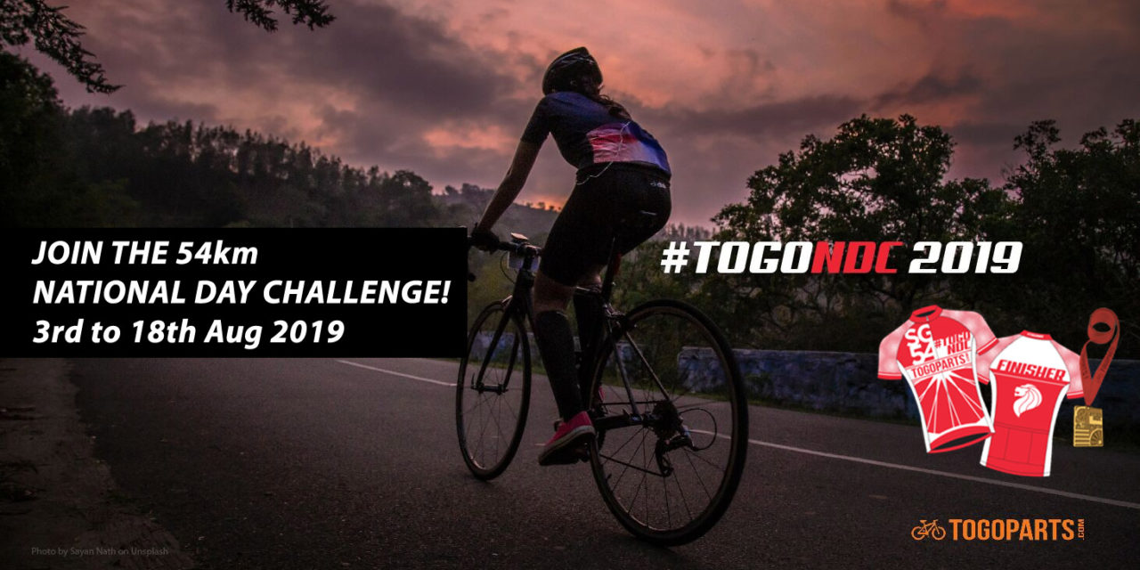 #TOGONDC 2019 – Get the Randonneur Badge by taking these Routes.