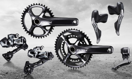 Shimano GRX brings world's first dedicated gravel/adventure Component Series