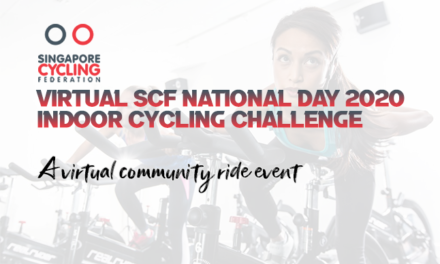 Singapore Cycling Federation organizes Inaugural Virtual SCF National Day 2020 Indoor Cycling Challenge