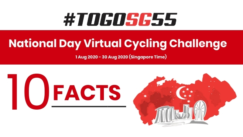 10 Interesting Facts about #TOGOSG55