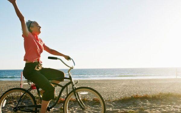 5 Legit Health Benefits of Cycling