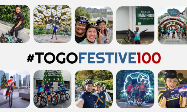Unwrapping #TOGOFESTIVE100!