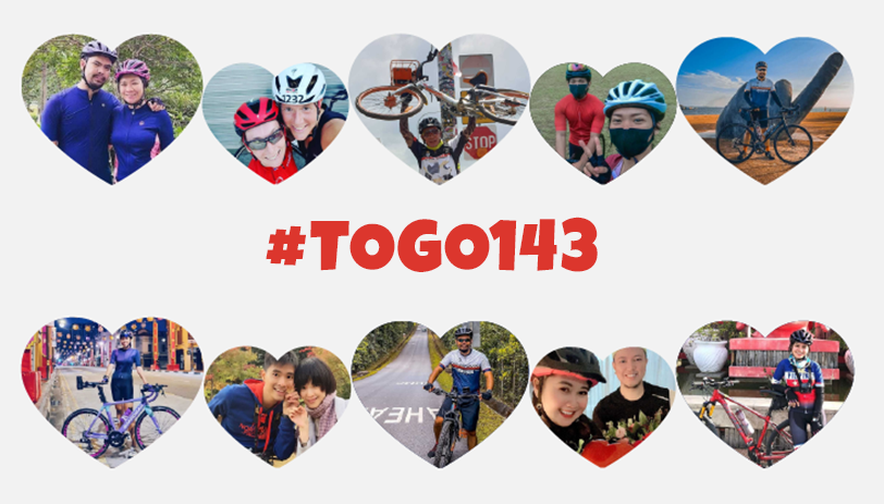 #TOGO143: LOVE IS IN THE AIR!