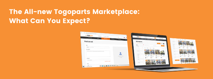 WHAT CAN YOU EXPECT FROM THE ALL-NEW TOGOPARTS MARKETPLACE?