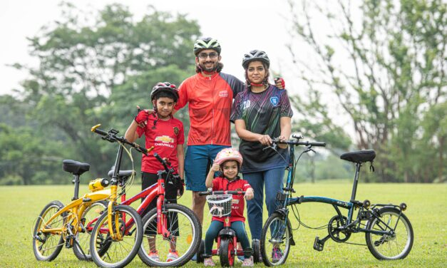 OCBC CYCLE 2021'S VIRTUAL RIDE CROSSES FINISH LINE, SEES INCREASED INTEREST FROM INAUGURAL EVENT IN 2020