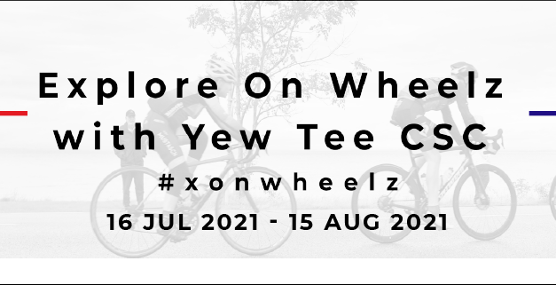Explore on Wheelz with Yew Tee CSC: A Great Achievement!